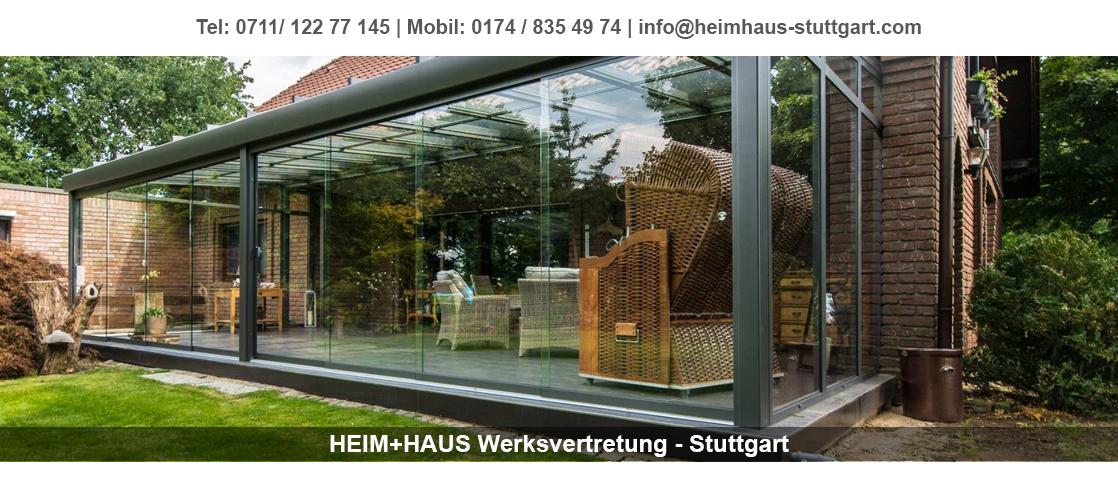 Markisen für Altbach - HEIM & HAUS: Kunststofffenster, Haustüren, Jalousien, Rolläden